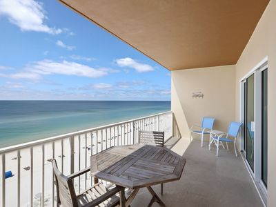 Photo for Gulf Front 2 BR @ Crystal Shores West!