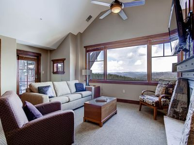 Photo for Surround Yourself with Perks and Luxury in this Gorgeous Ski in Ski out Condo