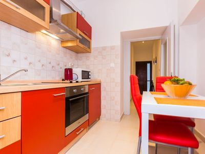 Photo for Apartment in the center of Zadar with Internet, Air conditioning, Terrace, Washing machine (961066)