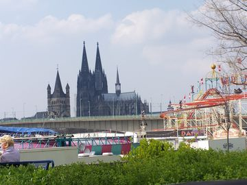 Cologne Trade Fair Grounds, Cologne, Germany
