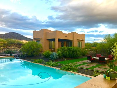 Photo for Casita Del sol, 1 BR 1BA-Sleeps 4. Minimum Stay 4 nights. Great North Phoenix