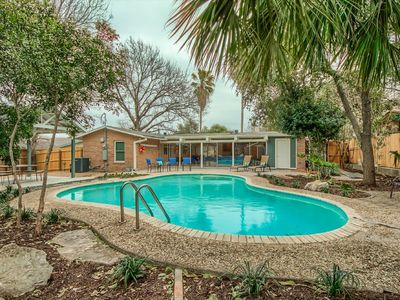 Photo for Mid-Century Modern with Heated Pool! Remodel completed 2/17