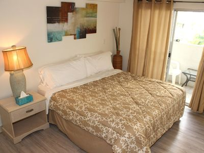 Photo for Large Studio Close to the Beach with On-Site Surf Shop & Full Amenities