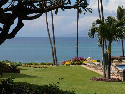 Photo for Oceanfront boutique-style West Maui Condo
