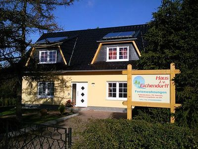 Photo for 1BR Apartment Vacation Rental in Prerow, Fischland-Darss-Zingst