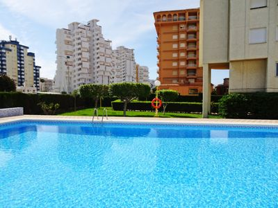 Photo for ROME XI 5th - WITH POOL AND PARKING SPACE - (RENT ONLY TO FAMILIES)