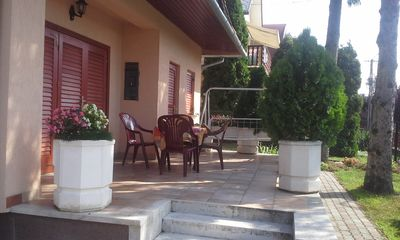 Photo for Holiday apartment Zalakaros for 1 - 4 persons with 2 bedrooms - Holiday apartment