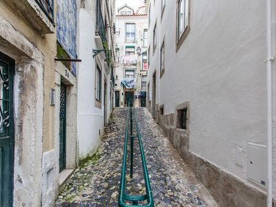 Photo for Apartment 231 m from the center of Lisbon with Internet (641533)