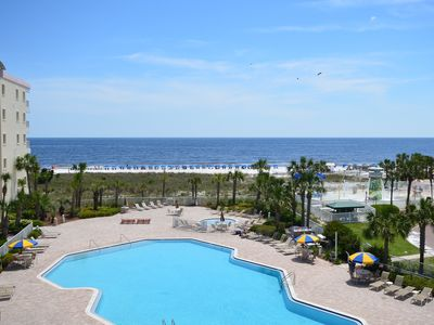 Photo for 412 Destin West Gulfside - Free Beach Service Amazing Views-Pools-LAZY RIVER