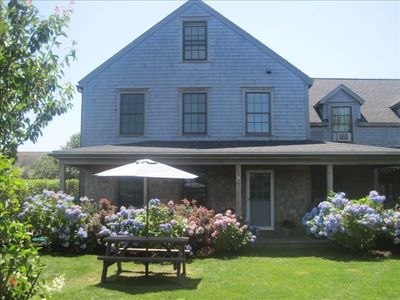 Photo for Beautiful   4  Bedroom  Home on  Nantucket (Off Surfside  Rd )