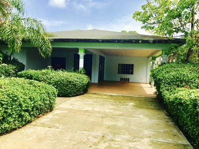 Photo for Beach house in residential complex Honduras shores plantation