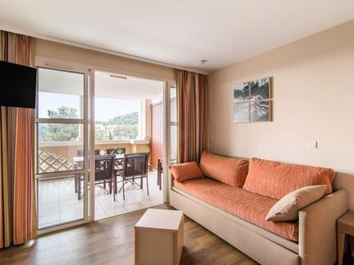 Photo for Village Cap Esterel - Maeva Individuals - 2 room apartment 6/7 people Selection