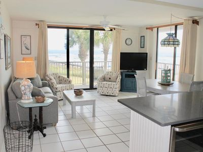 Photo for DIRECT GULF FRONT UNIT, MOST INCREDIBLE VIEW IN COMPLEX, TONS OF FAMILY AMENITIES