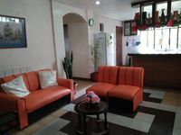 Good value for your money. The place is good for big group/family.  It is near the host's home, so