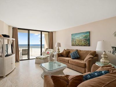 Photo for 16th Fl Marco Island 2 BR 2 bath.Spectacular Beachfront Views!Aug-Sep $125/Nt