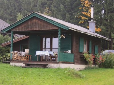 Photo for Peaceful Chalet in Thalgau Salzburg with Mountain View