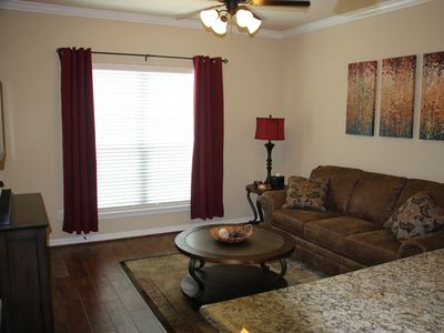 Photo for A&M Upscale Graduation / Ring Day / Corporate 1BR Condo