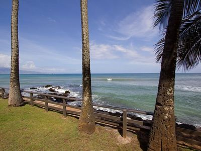 Photo for BEACH FRONT GATED PRIVATE ESTATE