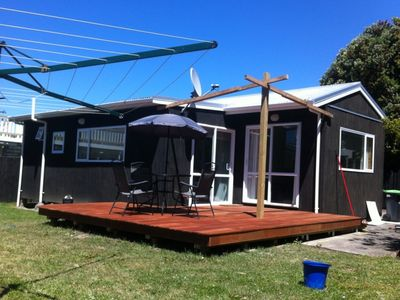 Photo for Kaikoura's lovely South Bays Cottage