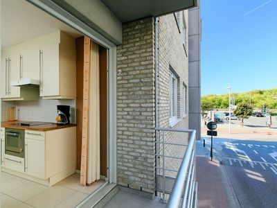 Photo for Lovely apartment for 2 people with TV and balcony