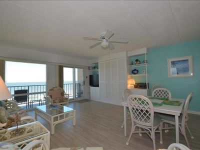 Photo for 🌊Direct Oceanfront with Private Balcony 🌊The view is awesome!