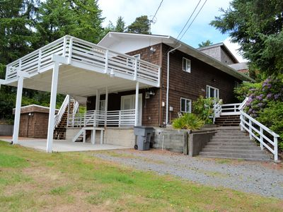 BRIGADOON~MCA 1205~NEWLY REMODELED, spacious, hot tub, perfect for families!