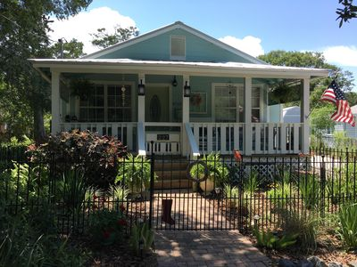 Photo for Cozy Cottage on Amelia Island, Fernandina Beach Near Beaches and Downtown