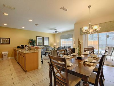 Photo for Star Wars Disney Now Open, $115/nt Fall Special Book Now!  Disney Area Paradise Palms Townhome