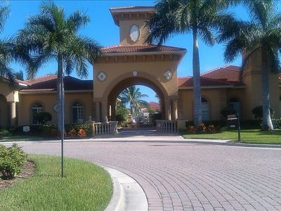 Photo for New Listing Beautiful Sw Fl Condo Ground Unit-Monthly Rental