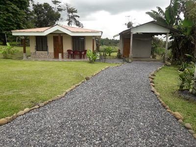 Photo for Rural House Eima, A / C, TV, Wifi, Full Equipped