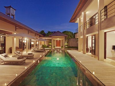 Photo for 4 Bedroom Luxury Private Pool Villa in Jimbaran