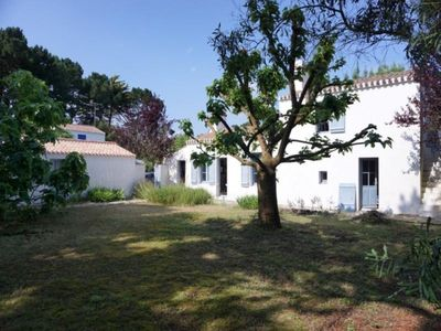 Photo for Villa Noirmoutier-en-l'Île, 3 bedrooms, 6 persons