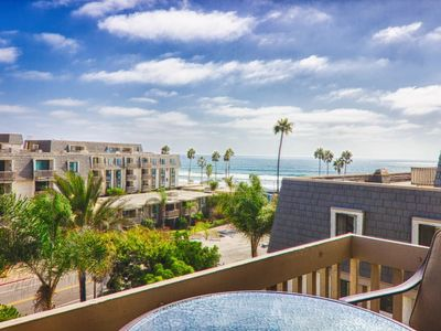 Photo for Welcome to 'Beachy Paradise' offering Spectacular Ocean/Sand Views! SPRING Weeks