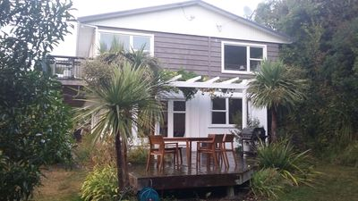 Photo for Diamond Harbour Hideaway Flat - a 3 bedroom home with spectacular views