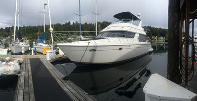 Photo for 45' Carver Located in the Historic Gig Harbor Marina & Boatyard