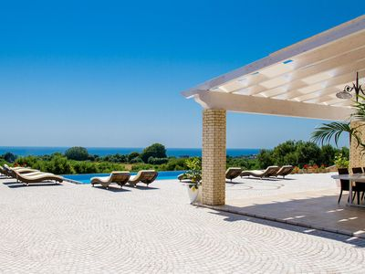 Photo for special offer !  Villa Manuela Leuca, Salento luxury villa with pool,