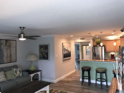 Photo for Gorgeous St Pete Beach Vacation Condo Across the Street from the Gulf of Mexic