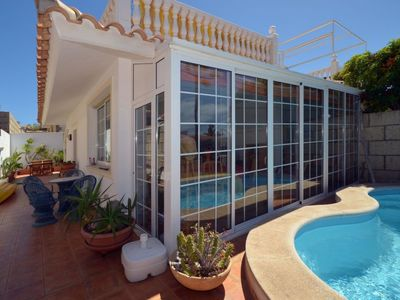 Photo for Vacation home Villa Eric in Palm- Mar - 6 persons, 3 bedrooms