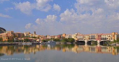 Photo for Lake Las Vegas Resort - 1 BR Condo Front Lake View & Village