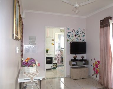 Photo for APTO CUTE IN GUILHERMINA ONLY 100 MTS FROM THE BEACH, KIOSK 25/26 WITH WI-FI (SUITABLE)
