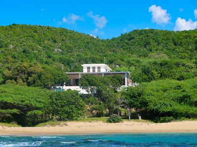 Photo for Superb Private Santuary Overlooking the Beach