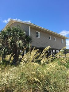 Photo for 1 Fish, 2 Fish. Great beach views, great value with this updated 2/2