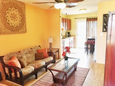 Photo for NEW! Village Manor B22, In the Heart of Kapaa Town, Walk to Shops and Beaches