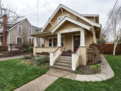 Photo for Honey Bea: A Charming Vintage Bungalow In Downtown McMinnville