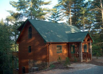 Whitewater Overlook Cabin