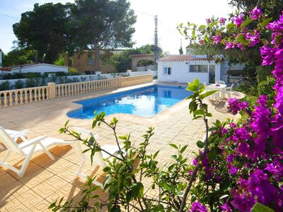 Photo for Nice apartment for 8 people with private pool, WIFI, TV and parking