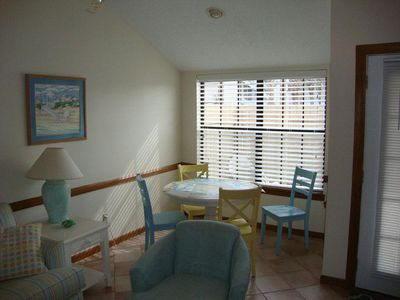 Photo for 2-Bed Condo Just Steps from the Sand!