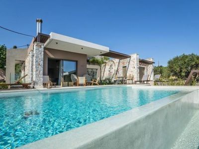 Photo for Villa, Ano Daratsos  in Kreta - 8 persons, 4 bedrooms