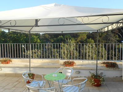 Photo for PANORAMIC TERRACE IN THE HEART OF LECCE