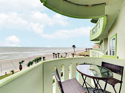 Outdoor Space - Take in panoramas of the Gulf of Mexico from your private balcony.